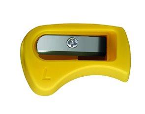 STABILO EASY color ořezávátko - žluté