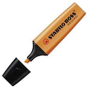 STABILO BOSS ORIGINAL Zvýrazňovač - oranžový