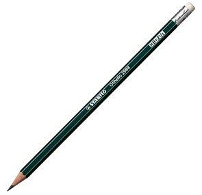 STABILO Othello grafitová tužka s pryží - B