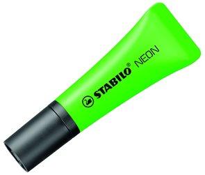 Stabilo NEON Zvýrazňovač - zelený