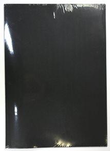 Kreslicí karton barevný A2 125 g - 20 ks - černá