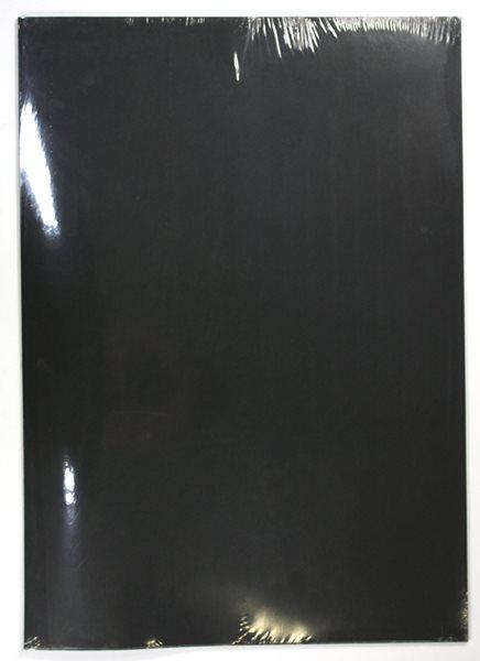 Barevné výkresy A2 125 g - 20 ks - černá