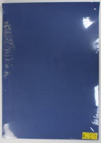 Barevné výkresy A1 225 g - 20 ks - tm. modrá