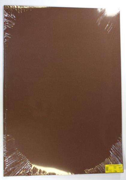 Barevné výkresy A1 225 g - 20 ks - hnědá