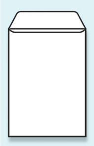 Taška B4 lepicí, recyklovaný papír