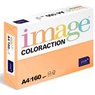 Coloraction A4 160 g 250 ks - Venezia/sytá oranžová