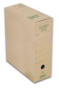 EMBA Archivační box vnitřní 33×26×11 cm - přírodní