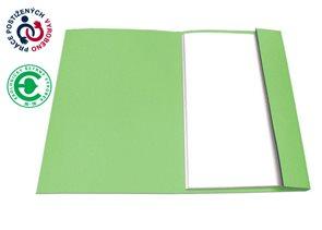 CAESAR OFFICE Odkládací mapa A4 jednoklopá - zelená