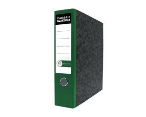 CAESAR OFFICE EXECUTIVE Pořadač pákový A4 8 cm - zelený hřbet