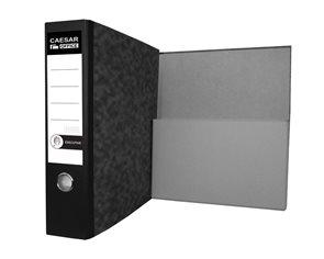 CAESAR OFFICE EXECUTIVE Pořadač archivní A4 7,5 cm - mramor černý
