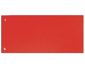 CAESAR OFFICE Rozdružovač Brilliant 10,5x24 cm - červený