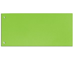 CAESAR OFFICE Rozdružovač Brilliant 10,5x24 cm - zelený