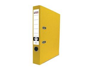 CAESAR OFFICE SENATOR pořadač pákový A4 5 cm - žlutý