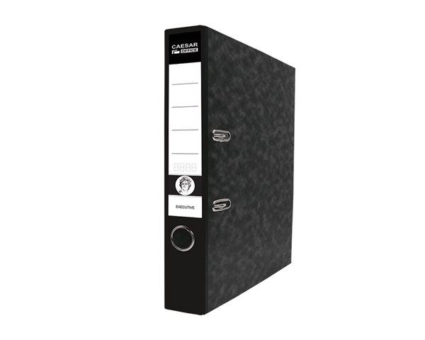 CAESAR OFFICE EXECUTIVE Pořadač pákový A4 5cm RADO - černý