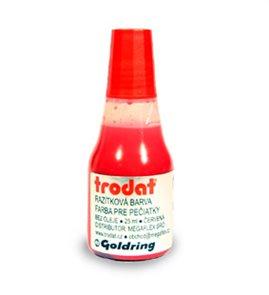 Trodat Razítková barva 7010 - červená
