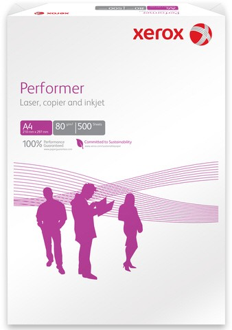 XEROX PERFORMER Kancelářský papír A4 80g - 500 listů