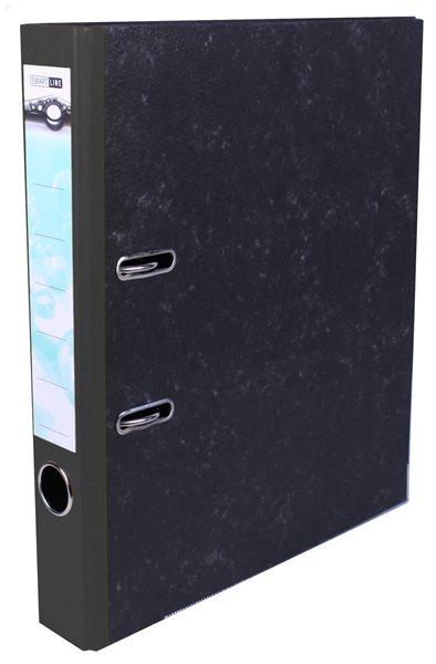Pořadač pákový 5cm papír - černý
