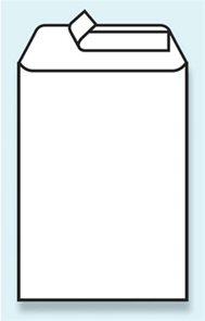 """Bublinková obálka A4 """"G""""- vnější rozměr 340 x 240"""