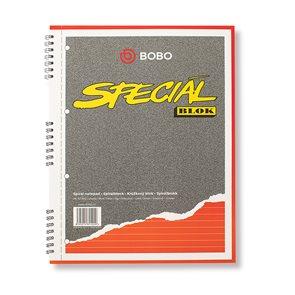 Bobo Blok Speciál s vazbou TWIN WIRE A4 - linkovaný