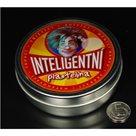 Inteligentní plastelína - magnetická - stříbrná