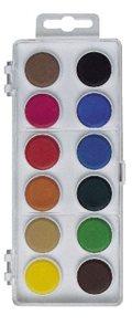 Koh-i-noor Barvy vodové 12 barev 22,5 mm