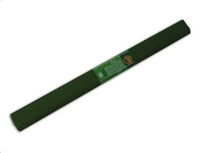 Koh-i-noor Krepový papír barva 20 olivově zelená