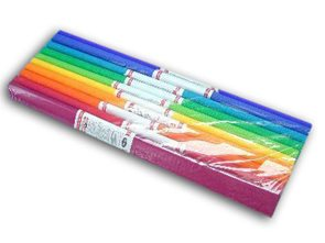 Koh-i-noor Krepový papír 9755 spektrum MIX - souprava 10 barev