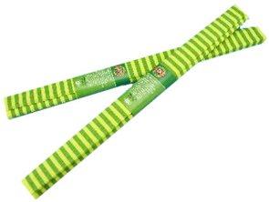 Koh-i-noor Krepový papír  pruhovaný zelenožlutý 70