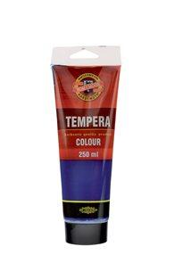 Temperová barva koh-i-noor Tempera 250 ml - modř pařížská