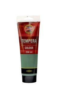 Temperová barva koh-i-noor Tempera 250 ml - chromixid tupý