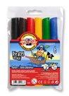 Fixy Koh-i-noor 1005 - 6 barev