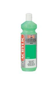 Koh-i-noor akrylová barva Acrylic - 500 ml - zelená světlá