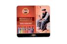 Umělecké akvarelové pastelky Koh-i-noor MONDELUZ - 48 ks