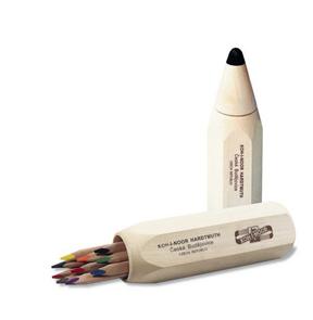 Koh-i-noor pastelky TRIOCOLOR - 10 barev - trojboké