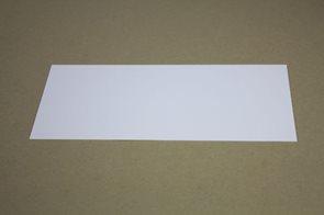 Podkladový plast (tloušťka 0,5 mm) - 20×10 cm