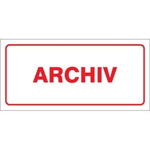 Archiv - 20×10/ fólie