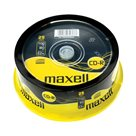 CD-R MAXELL 700MB 52x Spindle box 25 ks