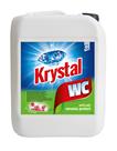 Krystal WC - kyselý čistič na keramiku 6 kg