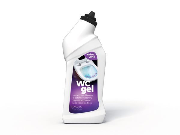Lavon WC gel - aroma flowers