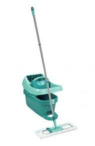 Leifheit PROFI podlahový mop + vědro s nášlapným ždímáním a kolečky