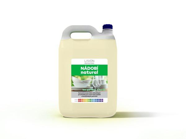 Lavon Profesional - nádobí natural 5L