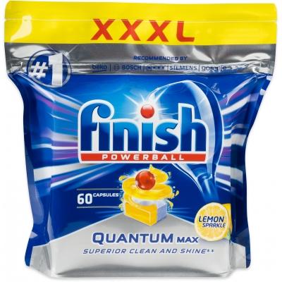 Finish Quantum kapsle - 60 ks Lemon