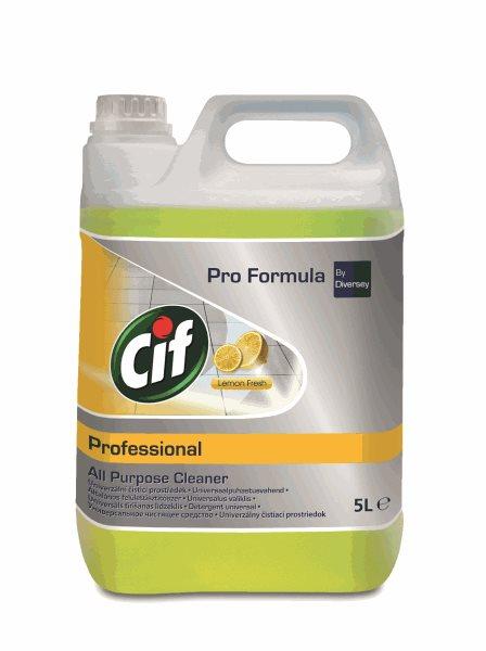 CIF Professional - univerální prostředek s příjemnou parfemací - 5 L