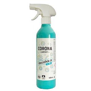 Corona dezinfekce na ruce - 500 ml