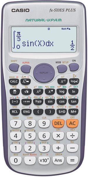 Casio Kalkulačka FX 570ES PLUS