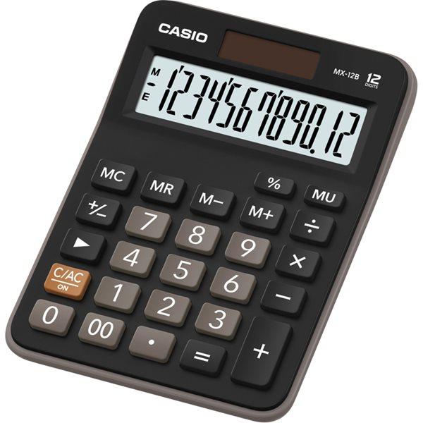 Casio stolní kalkulačka MX 12B