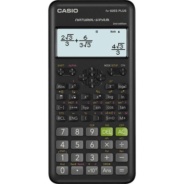 Kalkulačka Casio FX 82 ES PLUS - školní