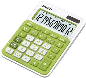 Casio Kalkulačka MS 20NC GN - zelená