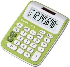 Casio Kalkulačka MS 6 NC GN - zelená