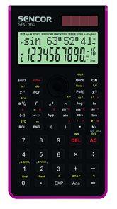 Kalkulačka Sencor SEC 160 RD - červená